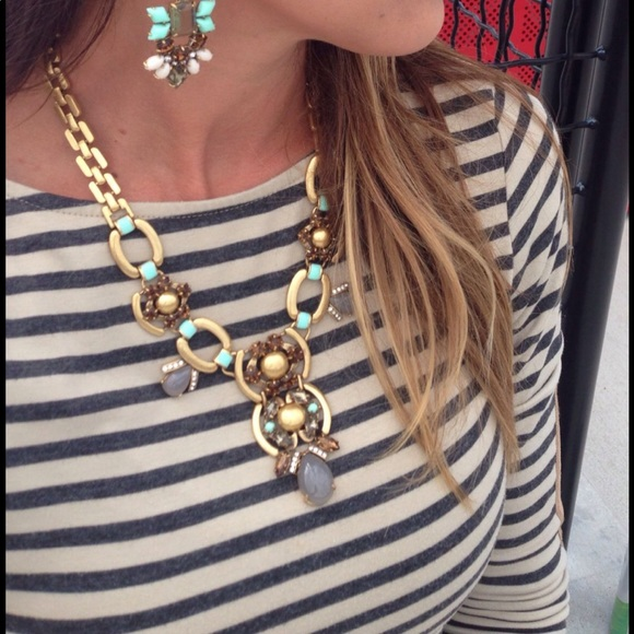 Stella & Dot Jewelry - Stella & Dot- Livy necklace